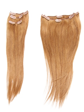 16 5pc Remy Human Hair extensions by Hairdo