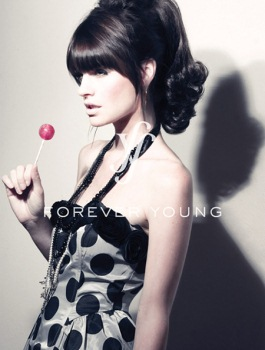 Angel Hair Hairpiece by Forever Young