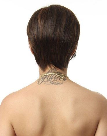 Angled cut Wig - Hairdo Wigs