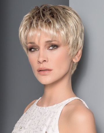 Aura Wig<br>Extended Lace Front<br>Full Hand Tied-Mono Top<br>Ellen Wille