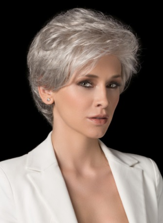 Beauty Wig<br>Extended Lace Front<br>Full Hand Tied<br>Mono Part<br>Ellen Wille