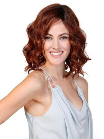 Bicotti Babe Wig<br>Lace Front-Full Hand Tied<br>Heat Friendly<br>Belle Tress