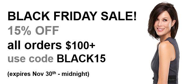 Black Friday Wig Sale