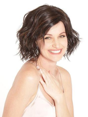Bob Bon Wig<br>Lace Front-Mono Part<br>Heat Friendly<br>Belle Tress