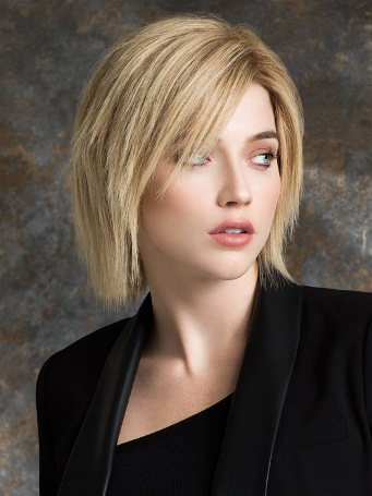 Brilliance Plus Wig<br>Remy Human Hair<br>Full Hand-Tied-Lace Front<br>Ellen Wille