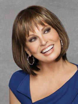 Classic Cut Wig<br>Mono Crown<br>Heat Friendly<br>Raquel Welch
