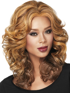 Casual Curl Wig<br>Lace Front-Heat Friendly<br>Luxhair NOW