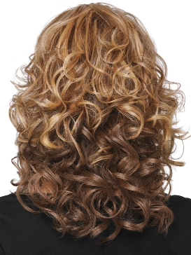 Casual Curl Wig by Luxhair NOW
