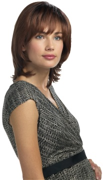 Celebrity Wig<br>100% Hand-Tied<br>by Helena