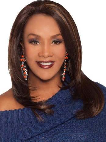 Celine Wig<br>Lace Front<br>Heat Friendly<br>Vivica Fox