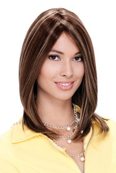 Celine Wig<br>Remy Human Hair<br>Full Hand-Tied<br>by Estetica Designs