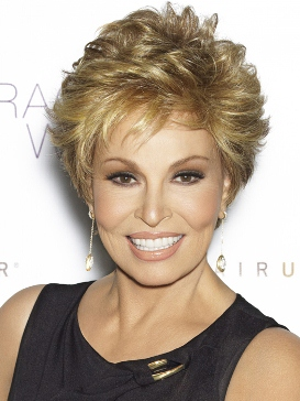 Center Stage Wig<br>Lace Front-Full Hand-Tied<br>Raquel Welch