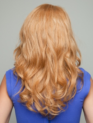 Charlotte Wavy Human Hair Wig by Amore