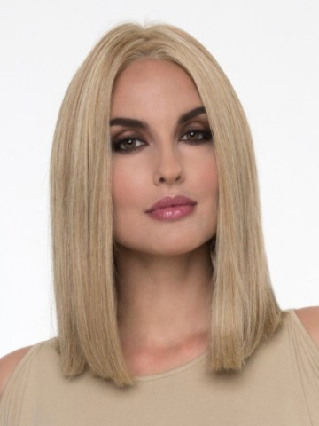 Chelsea Wig<br>Human Hair/Synthetic<br>Mono Top Full Hand Tied<br>by Envy Wigs
