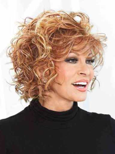 Chic Alert Wig - by Raquel Welch