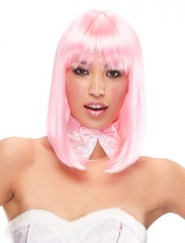 China Doll Long Pink Wig <br>Jon Renau
