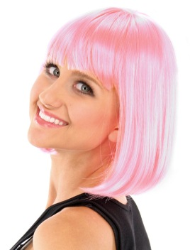 China Doll Pink<br>Costume Wig <br>Jon Renau