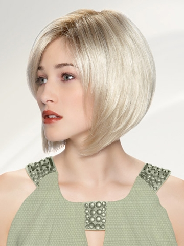 Clarissa Wig<br>Mono Top<br>by Tressallure