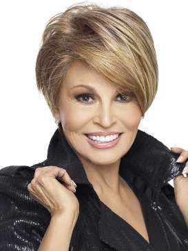Close Up Wig<br>Clearance Colour<br>Lace Front-Mono Top<br>Heat Friendly<br>Raquel Welch