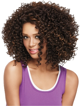 Curl-Intense Wig<br>Heat Friendly<br>Luxhair NOW