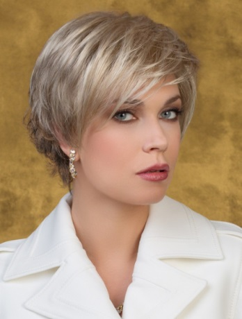 Joy Wig<br>Extended Lace Front<br>Full Hand Tied<br>Mono Part<br>Ellen Wille