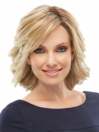 Elizabeth Wig - Clearance Colour<br>Mono Top-Lace Front<br>Full Hand Tied<br>Heat Defiant<br>Jon Renau