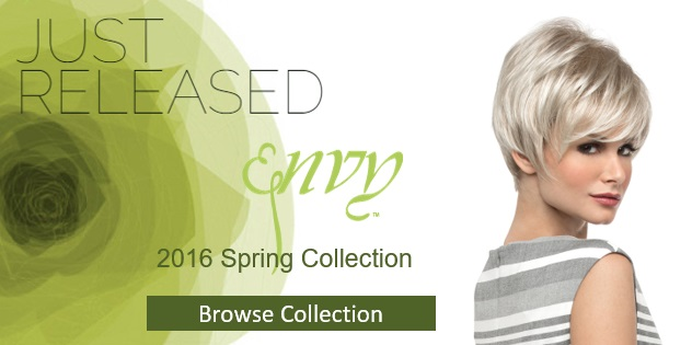 Envy Spring 2016 Wigs