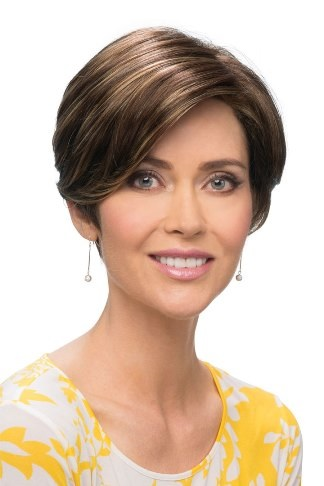Esther Wig<br>Lace Front<br>by Estetica Designs