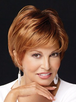 Free Spirit Wig<br>Mono Top<br>Raquel Welch