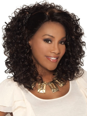 Foxy Wig<br>Lace Front<br>Heat Friendly<br>Vivica Fox