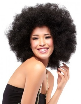 Fro Costume Wig<br>4 colours available <br>Jon Renau