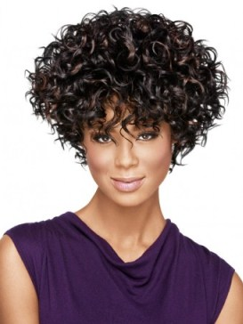 Full-On Curls Wig<br>Lace Front-Heat Friendly<br>Luxhair NOW
