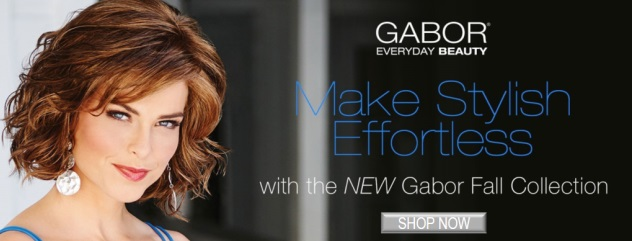 Gabor 2017 Wig Collection