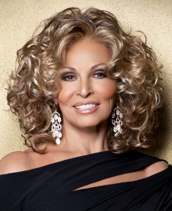 Glam Slam Wig<br>Lace Front<br>Raquel Welch