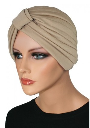 Gloria Luxury Poly Turban <br>Jon Renau