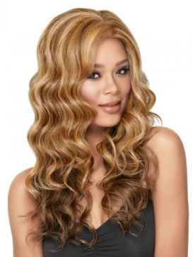 Goddess Waves Wig<br>Lace Front-Heat Friendly<br>Luxhair NOW