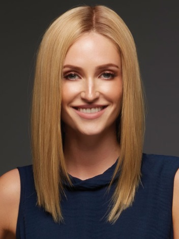 Gwyneth Elite Wig<br>Remy Human Hair<br>Lace Front<br>Full Hand-Tied<br>Jon Renau