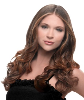 23&quot; Heat Friendly Extensions<br>by Hairdo