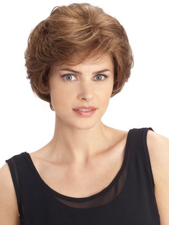 Hillary Wig<br>Full Hand-Tied<br>Louis Ferre