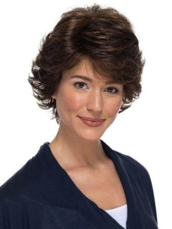 Holli Wig<br>Lace Front-Mono Top<br>by Estetica Designs