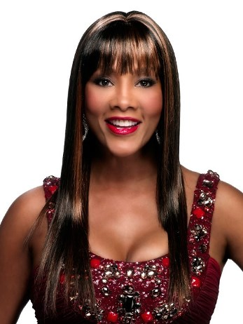 Jazzelle Wig<br>Skin Part<br>Vivica Fox