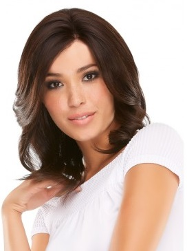 Jennifer Elite Wig<br>Remy Human Hair<br>Lace Front-Full Hand-Tied<br>Jon Renau