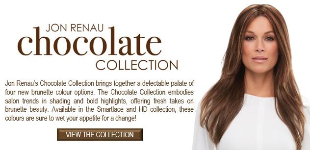 Jon Renau Chocolate Collection