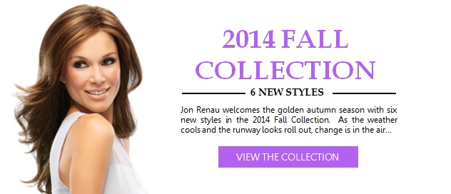 Jon Reanu 2014 Wig Collection