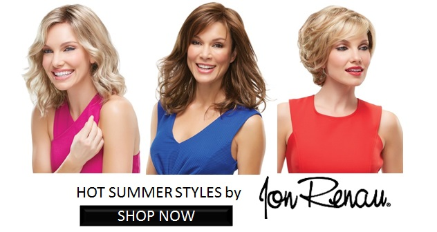 Jon Renau Summer Wigs