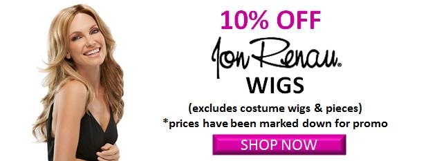 Jon Reanu 2014 Wig Sale