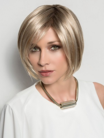 Just Nature Top Piece<br>Remy Human Hair<br>Ellen Wille