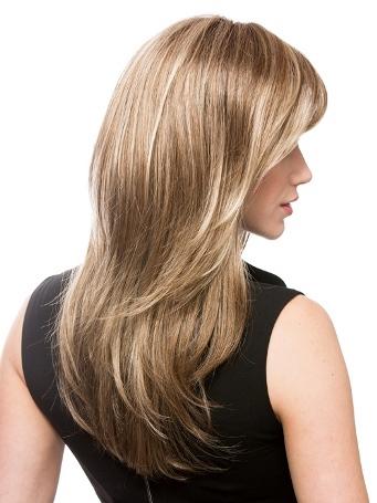 Long New Wig by Ellen Wille