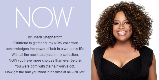 Luxhair NOW by Sherri Shepherd