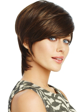 Mirage Wig<br>Multi-Length Add on Pieces<br> Heat Friendly<br>Raquel Welch